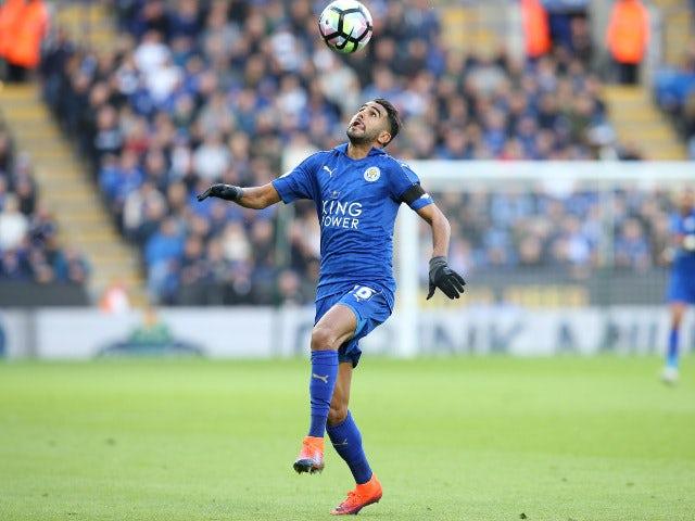 Riyad Mahrez 'furious with Leicester'
