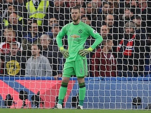 De Gea: 'It was hard watching CL'