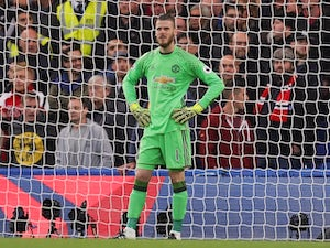 De Gea fails to receive vote in FIFA award