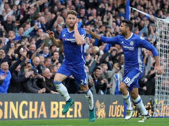 Result: Jose Mourinho thrashed on Chelsea return