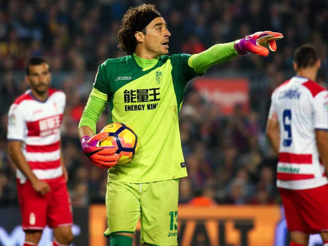 b61e366c4 Guillermo Ochoa   I want to stay in La Liga  - Sports Mole