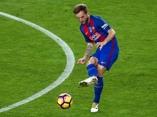 Ivan Rakitic: 'I'd welcome Neymar return'