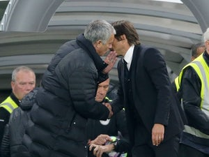 Antonio Conte puts end to Mourinho feud