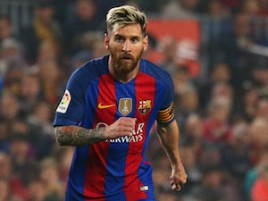Messi rescues a point for Barcelona