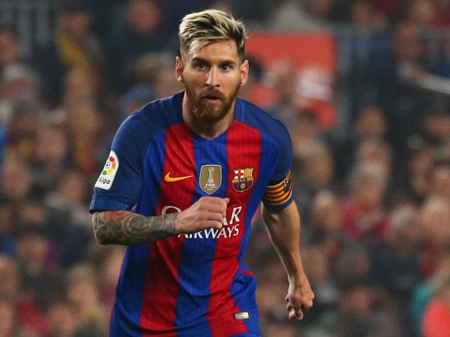 Result: Messi rescues late point for Barcelona