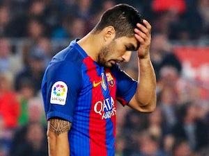 Valverde defends Luis Suarez reaction