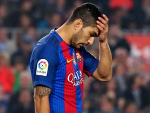 Suarez: 'Referee wanted to send me off'