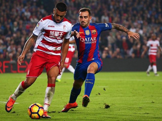 Paco Alcacer 'heading back to Valencia'