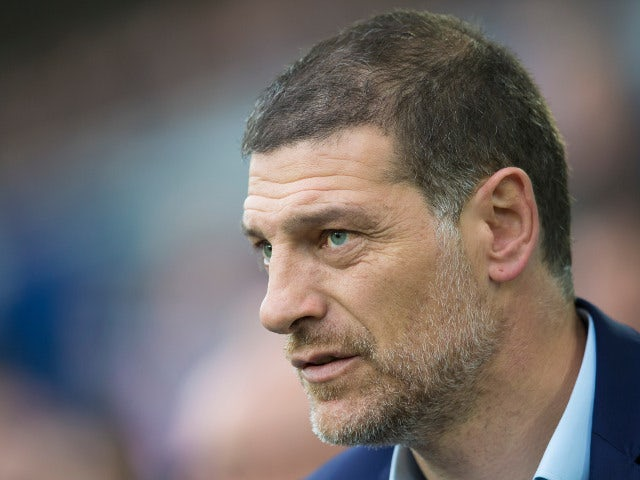 West Ham striker doubtful for Brighton clash