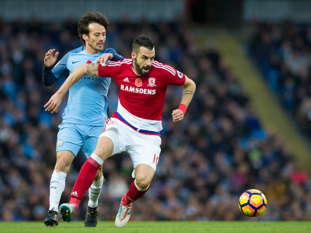 Team News: Boro, City shuffle packs ahead of FA Cup clash