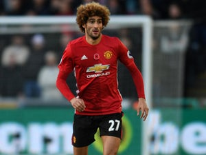 Fellaini expecting