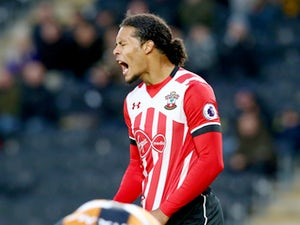 Southampton 'rule out Van Dijk sale'