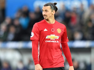 Ibrahimovic to return against Liverpool