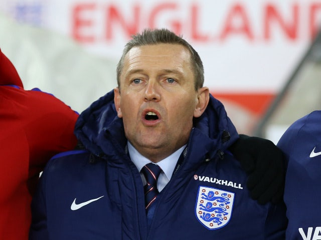 Harrison: 'I missed flight for England U21s'