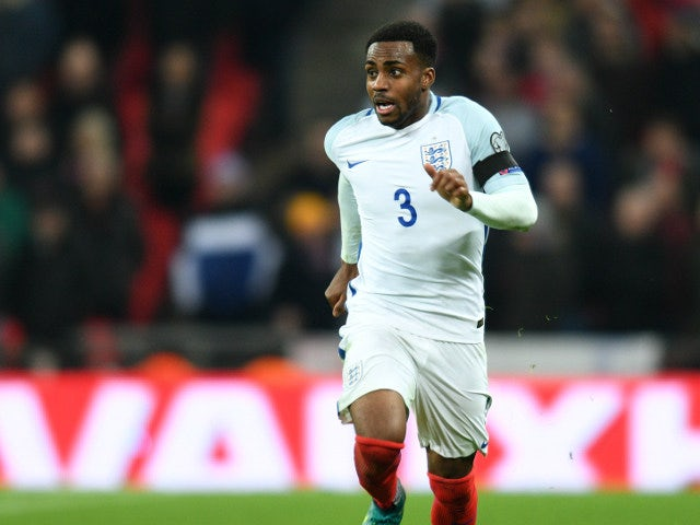 Danny Rose 'wanted by Everton'