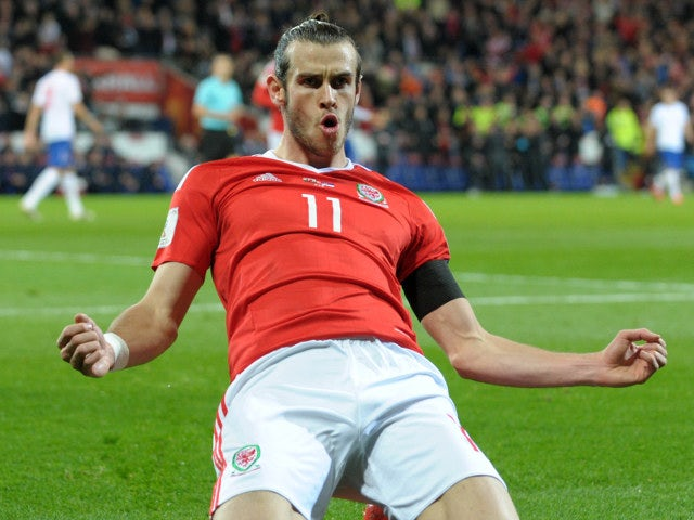 Result: Bale makes history in Giggs's first game
