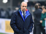 Italy manager Giampiero Ventura on the touchline during the international friendly with Germany in Milan on November 15, 2016