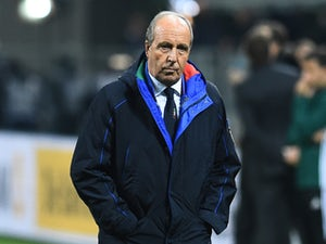 Giampiero Ventura: 'Sweden result harsh'