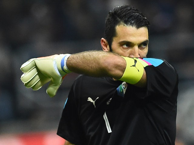 Result: Italy to miss first World Cup in 60 years
