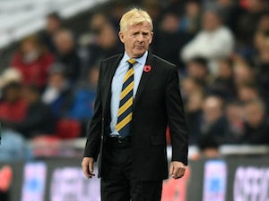 Strachan steps down as Scotland manager