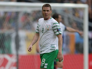 McCarthy called up to Ireland squad