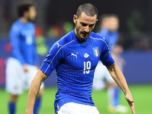 Report: Mourinho makes contact with Bonucci