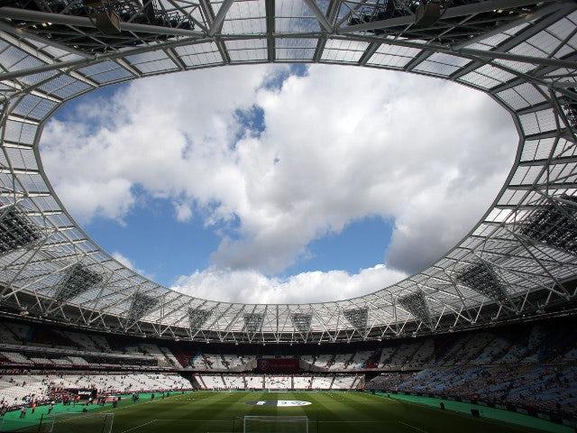 West Ham 'in legal dispute over stadium'