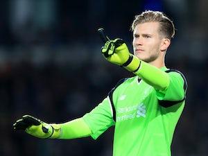 Team News: Karius, Gomez start for Liverpool