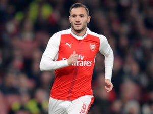 Arsenal outcast Perez open to Lazio move