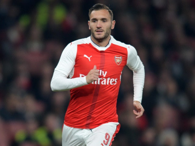Result: Arsenal top group after Lucas Perez treble