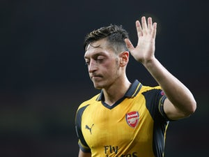 Agent: 'Ozil being made a scapegoat'