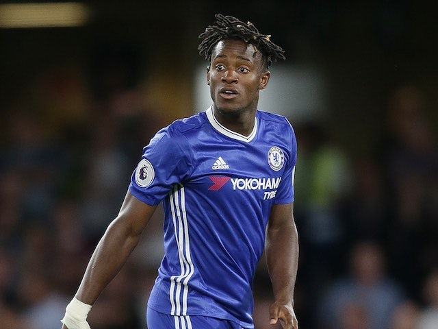 Chelsea To Offer Michy Batshuayi To Everton In Romelu Lukaku Deal Sports Mole