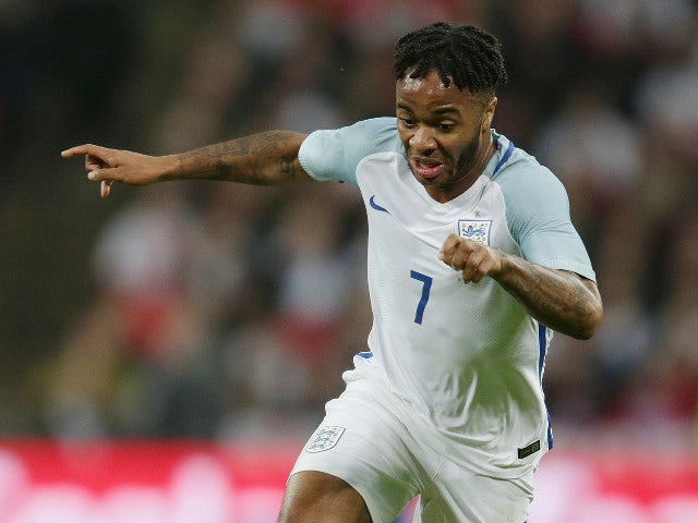 Raheem Sterling wants more positivity from England fans ahead of World Cup