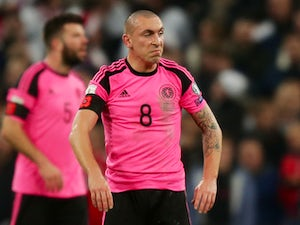 Scott Brown retires from international football
