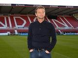 New Swindon Town director of football Tim Sherwood on November 10, 2016