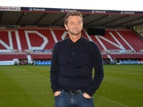 New Swindon Town director of football Tim Sherwood on November 10, 2016