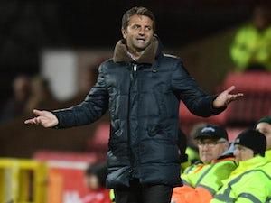 Sherwood hit with two-match stadium ban