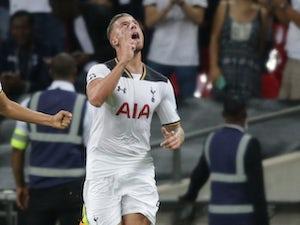 Team News: Alderweireld on bench for Spurs