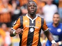 Adama Diomande in action for Hull City on August 13, 2016