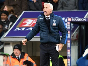 Pardew admits Palace are in