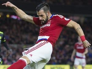 Team News: Negredo, Ramirez out for Boro