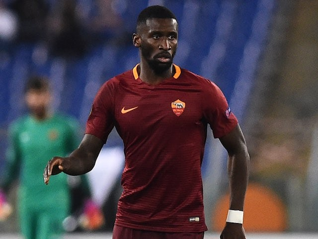 Rudiger to Chelsea close to completion?