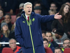 Wilson wants strong Arsenal side against Sutton