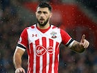 Charlie Austin in action for Southampton on November 19, 2016
