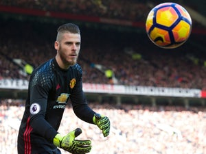 Team News: De Gea left out at St Mary's