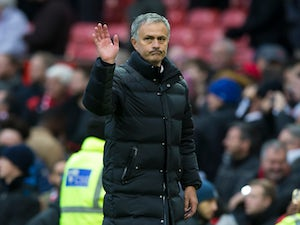 Jose Mourinho 'expected difficult match'