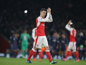 Fery: 'Koscielny to end career at Lorient'