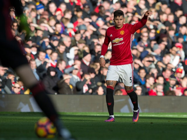 Mourinho: 'Rojo is in good condition'