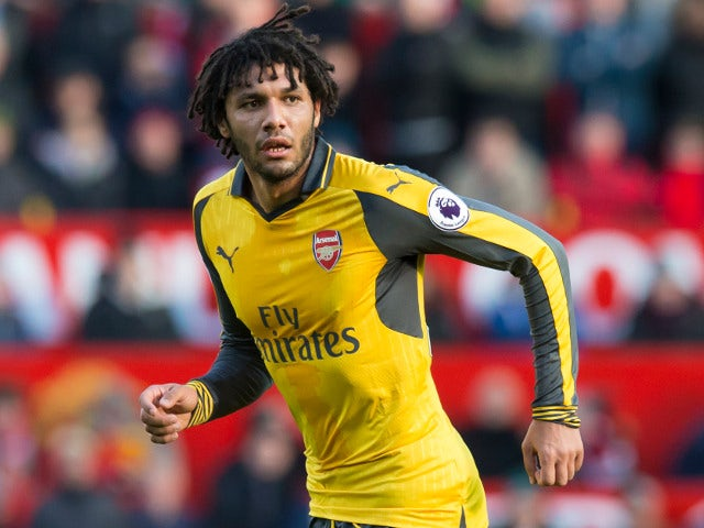 Arsenal 'begin talks to sell Elneny'