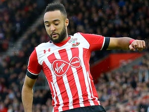 Nathan Redmond in action for Southampton on November 19, 2016
